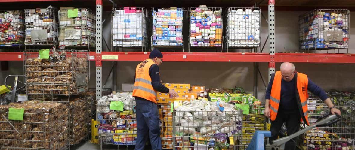 Banque alimentaire: plus de 2000 bénévoles mobilisés pour la collecte de ce week-end!  | M+ Mulhouse