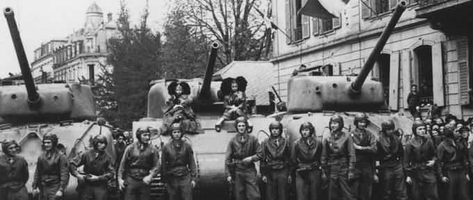 Célébrations: il y a 75 ans, Mulhouse était libérée!