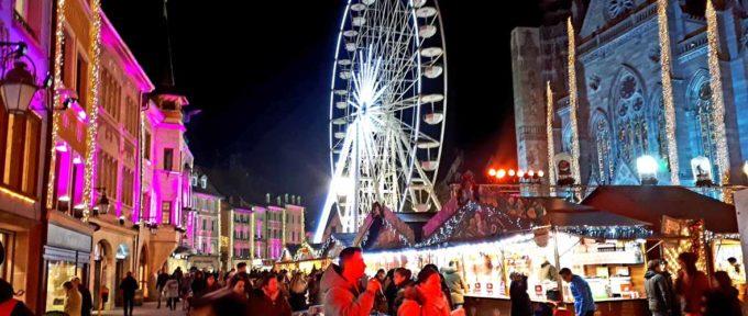 C'est parti pour la 29e édition du Marché de Noëlde Mulhouse !