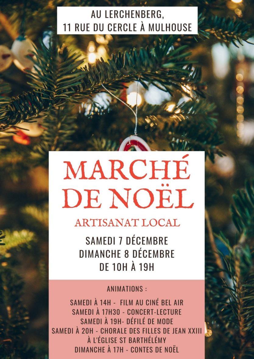 Marché de Noël au Lerchenberg