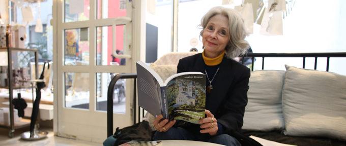 Martine Blanché, Storck et la poésie en fils conducteurs