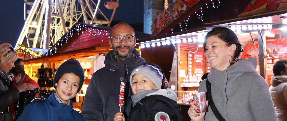 « Marché de Noël : Destination Mulhouse » au sommaire de votre supplément thématique M+ | M+ Mulhouse