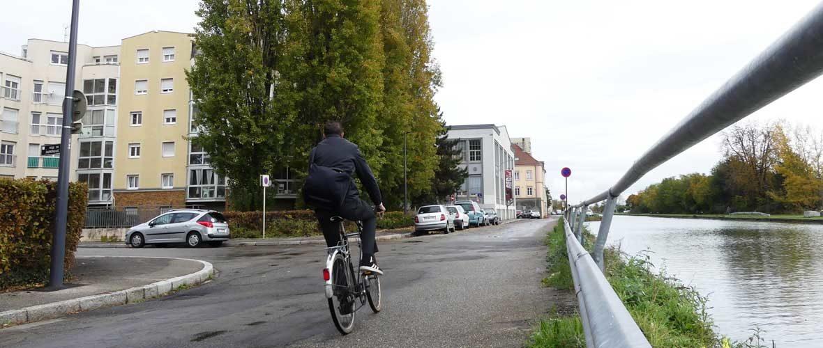 Quai de l'Alma: un nouveau plan de circulation en 2020 | M+ Mulhouse