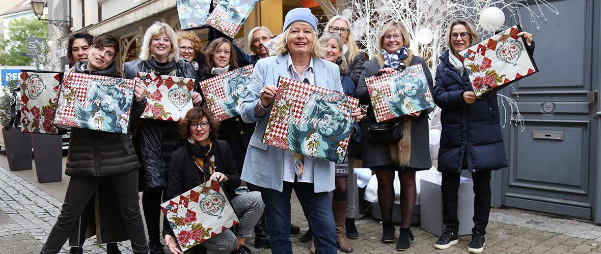 Shopping: le sac du Cœur de Mulhouse est arrivé! | M+ Mulhouse