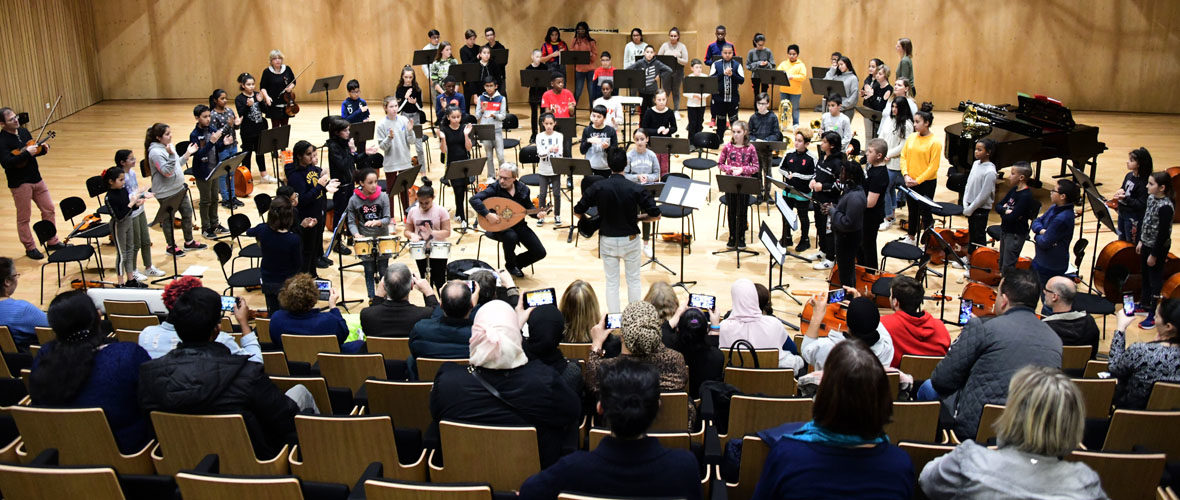 Orchestre Démos-conservatoire : la belle mélodie mulhousienne | M+ Mulhouse