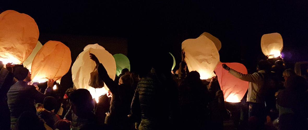 Fête de la lumière à Dornach