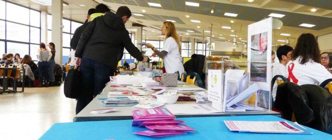 La Journée mondiale de lutte contre le sida joue les prolongations à Mulhouse