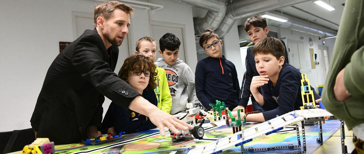 KidsLab : le labo des sciences s'installe à la bibliothèque | M+ Mulhouse