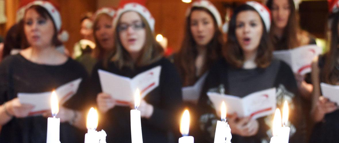 La petite musique de Noël à Mulhouse   M+ Mulhouse