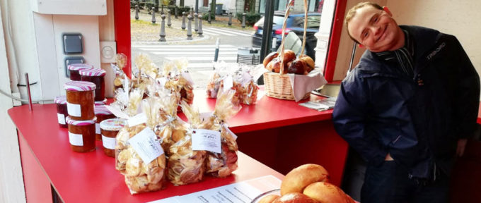 Le restaurant «Un petit truc en plus» investit le kiosque de la place de la Paix