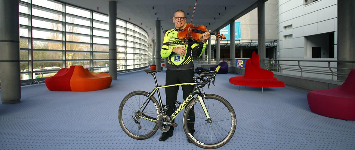 «Une course de 4000 km, c'est le double de ce que je connais» | M+ Mulhouse