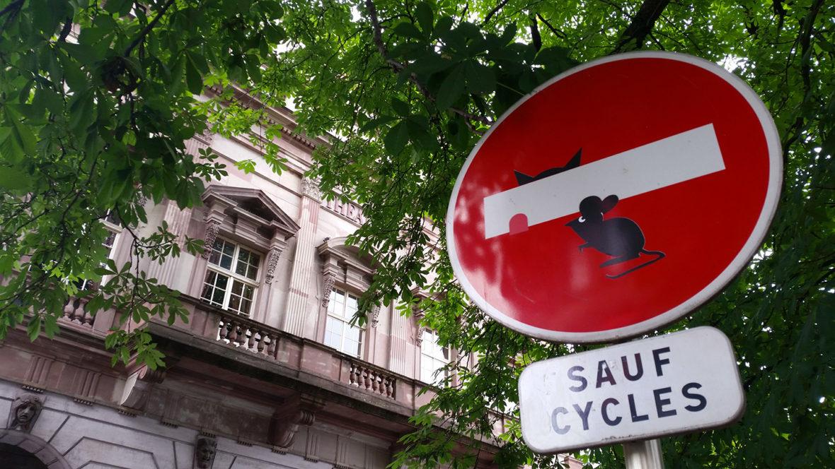 Visite guidée poésie urbaine : le street art à Mulhouse