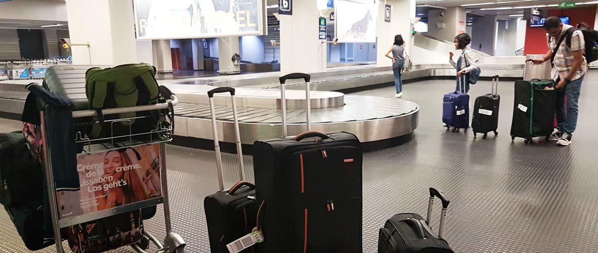 EuroAirport: la barre des 9 millions de passagers franchie | M+ Mulhouse