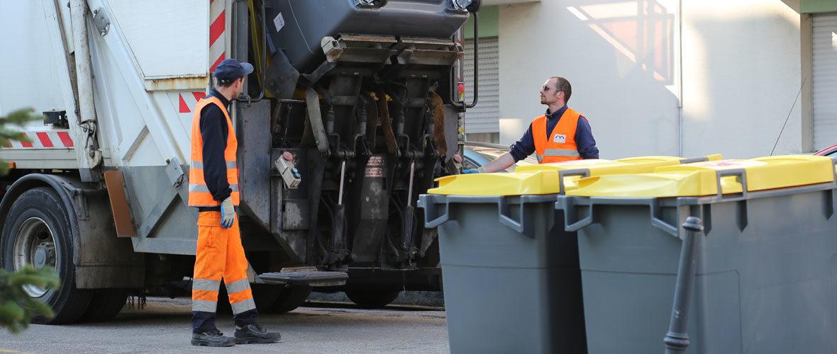 Suspension de la collecte des déchets suite à l'agression d'un agent de collecte | M+ Mulhouse