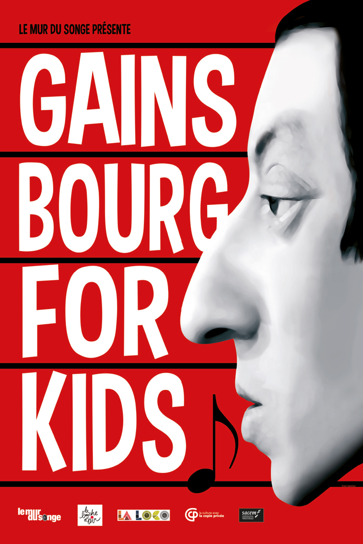 Festival Momix : Gainsbourg for Kids