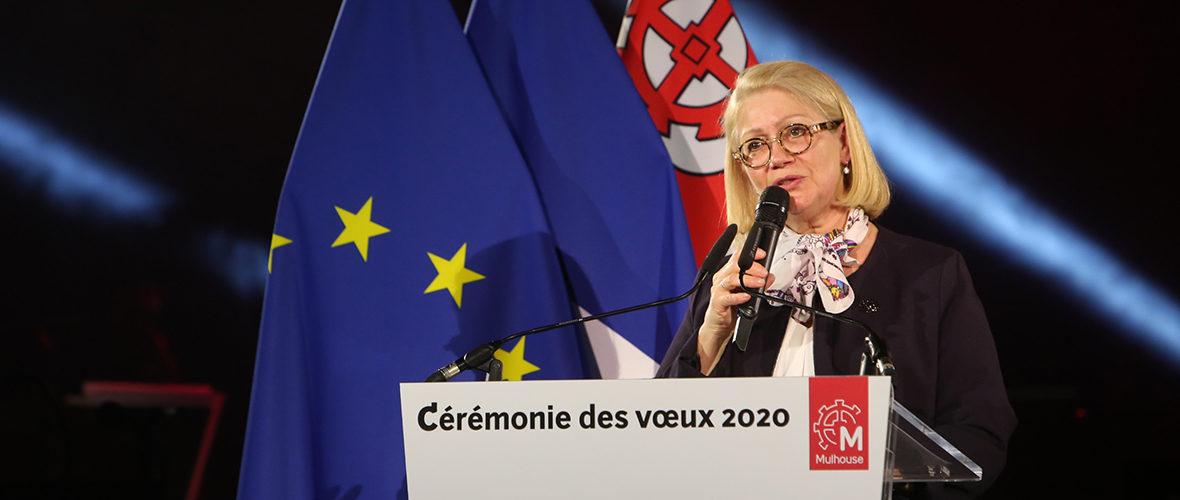 Vœux du maire: «Notre ville regorge de talents insoupçonnés» | M+ Mulhouse