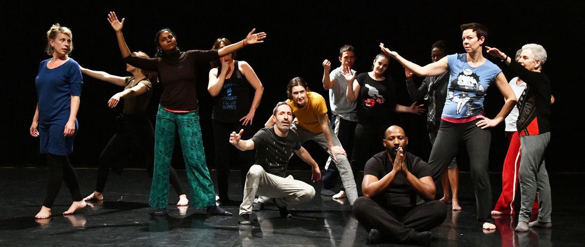 La Filature : des ateliers pour aller au-delà de la danse | M+ Mulhouse