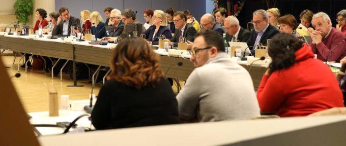 Conseil municipal: c'était la dernière séance…