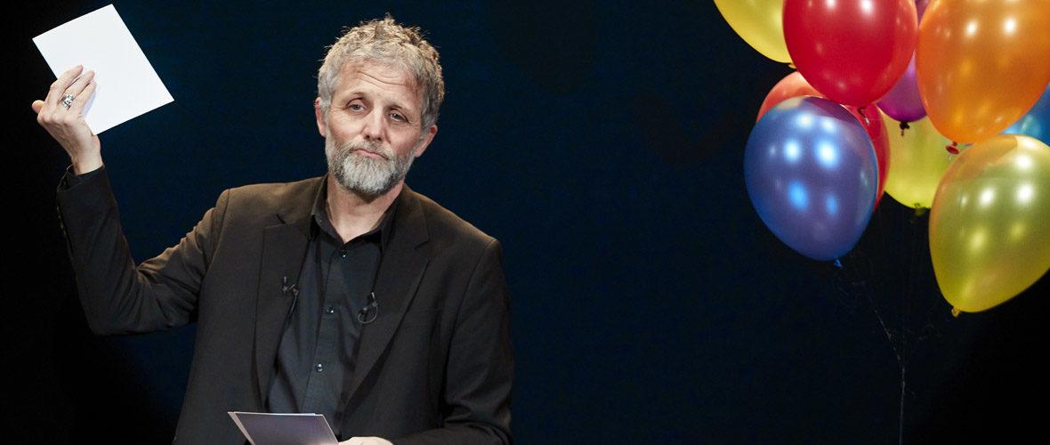Stéphane Guillon: «L'important dans l'humour, c'est la transgression! » | M+ Mulhouse