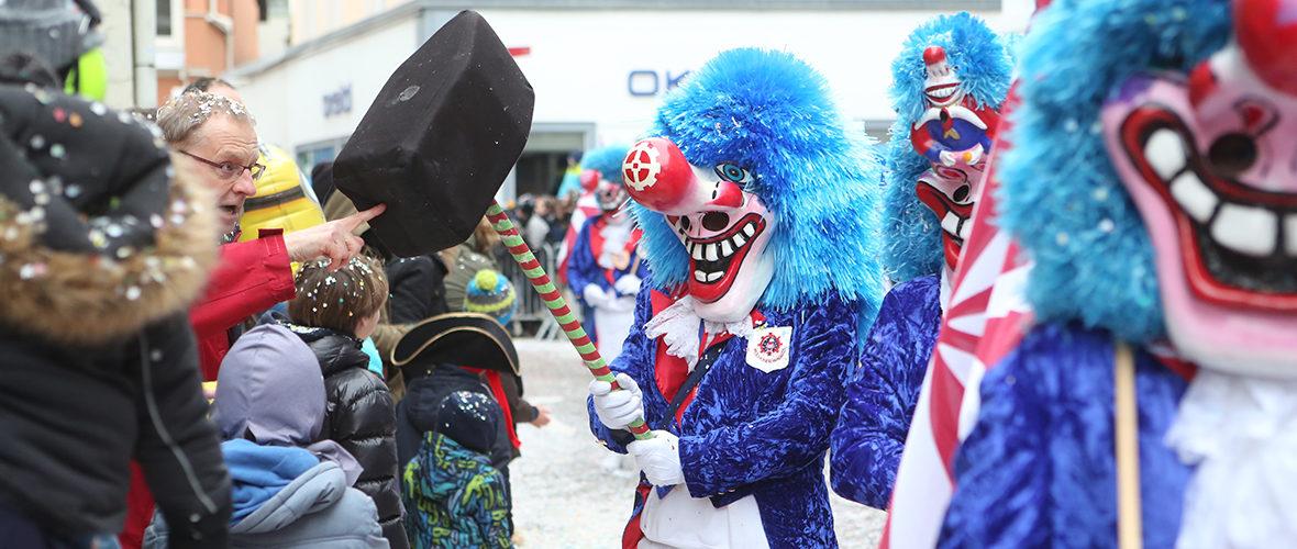 Cinq bonnes raisons de venir au Carnaval de Mulhouse ce week-end | M+ Mulhouse