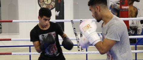 [VIDEO] L'Elan Sportif, la boxe sans esquive à Briand