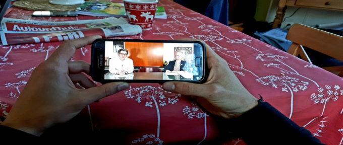 COVID-19 : Michèle Lutz et Jean Rottner en direct sur Facebook pour répondre à vos questions !