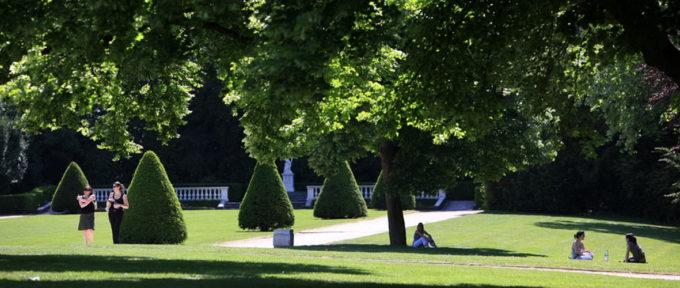 Confinement : le préfet du Haut-Rhin interdit l'accès aux parcs, jardins publics, forêts et autres lieux publics extérieurs propices aux rassemblements