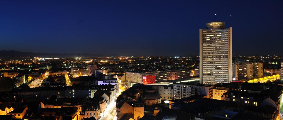 Coronavirus : un couvre-feu instauré à Mulhouse, de 21h à 6h du matin | M+ Mulhouse