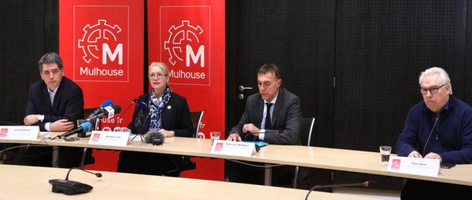 Coronavirus: de nouvelles mesures à Mulhouse