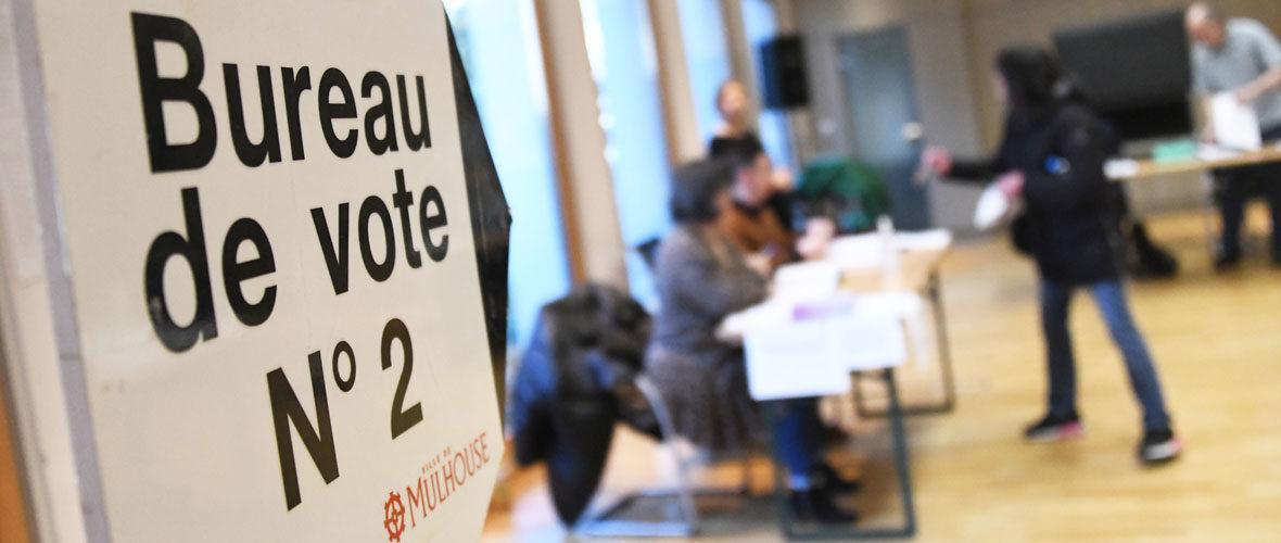 Les résultats du 1er tour des élections municipales de Mulhouse | M+ Mulhouse