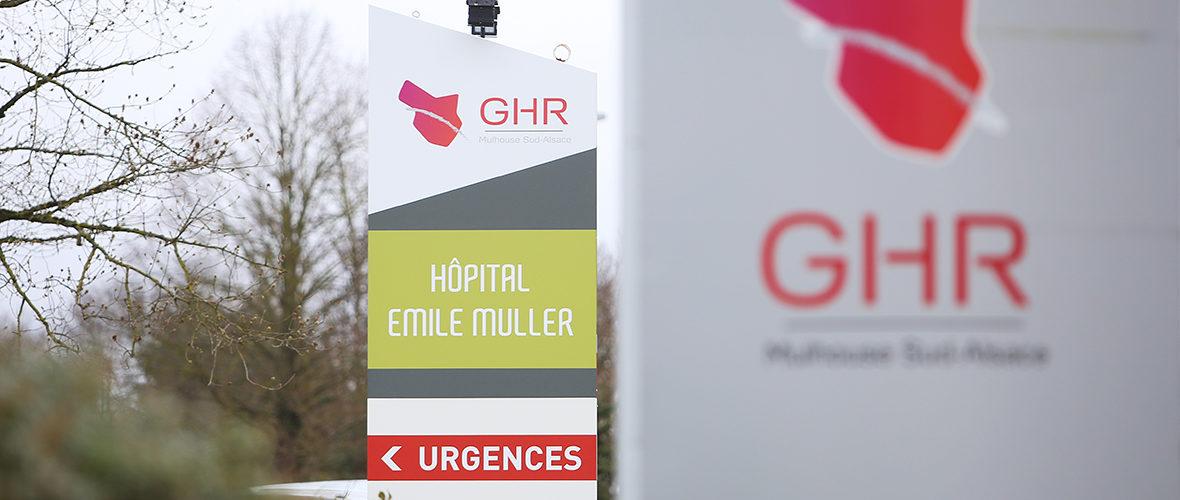 Hôpital de Mulhouse : « Le pic de l'épidémie n'est pas encore atteint »   M+ Mulhouse