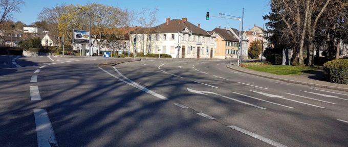 La désinfection de l'espace public démarre demain à Mulhouse