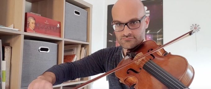 Orchestre symphonique de Mulhouse : la musique s'invite chez vous !