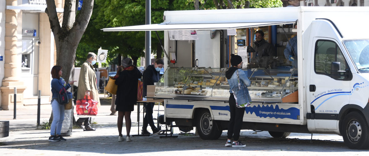 Alimentation : les sites de vente mulhousiens dédiés aux produits frais et locaux | M+ Mulhouse
