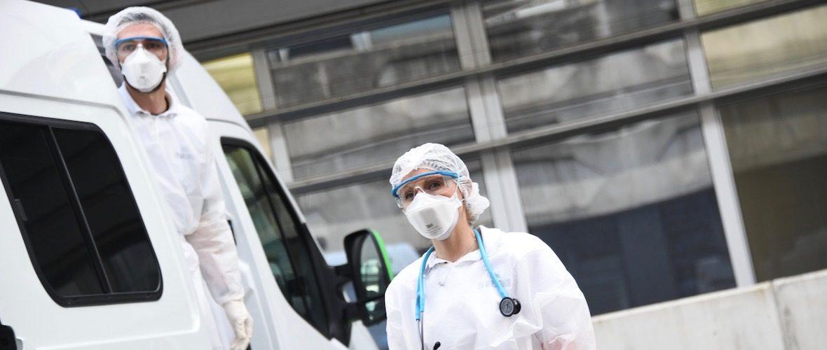 Hôpital de Mulhouse : « Le respect du confinement est plus que jamais indispensable » | M+ Mulhouse