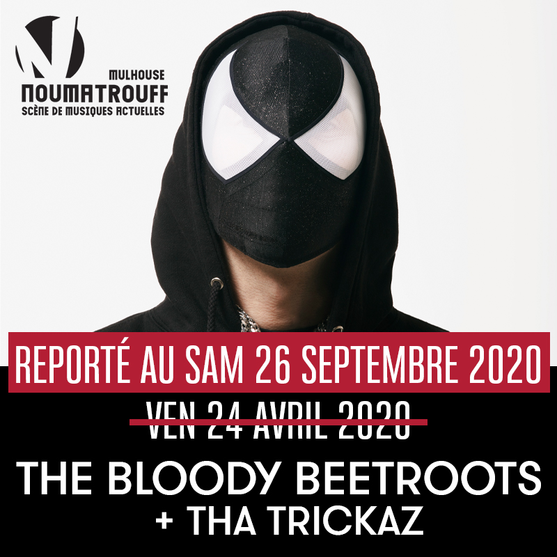 The Bloody Beetroots + Tha Trickaz