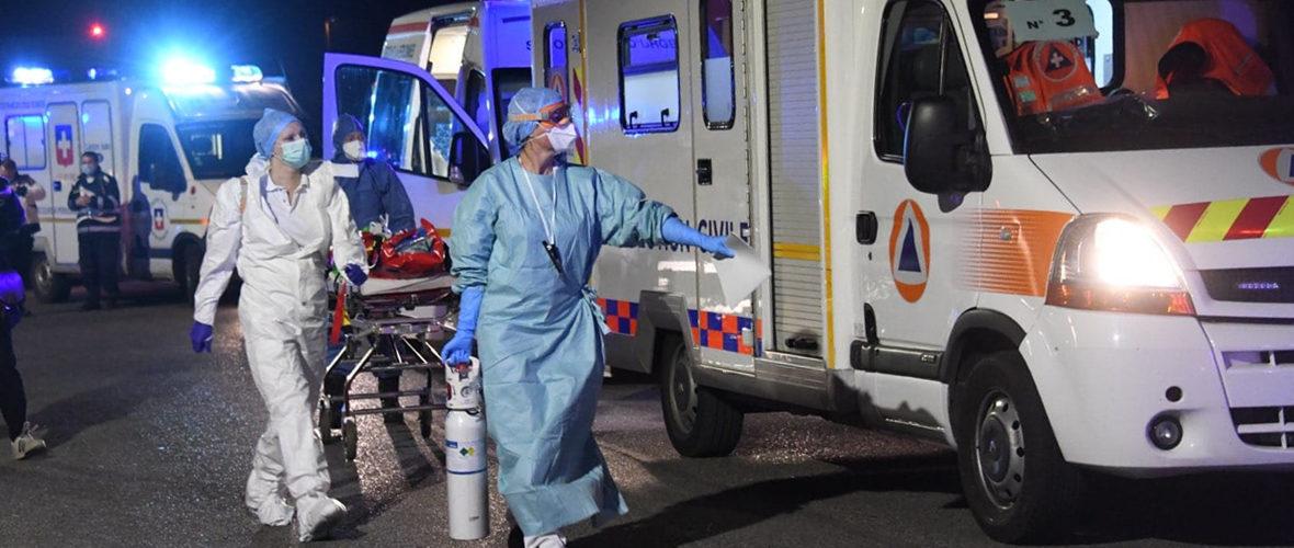 Hôpital de Mulhouse : «Tout le monde a l'espoir d'une amélioration» | M+ Mulhouse