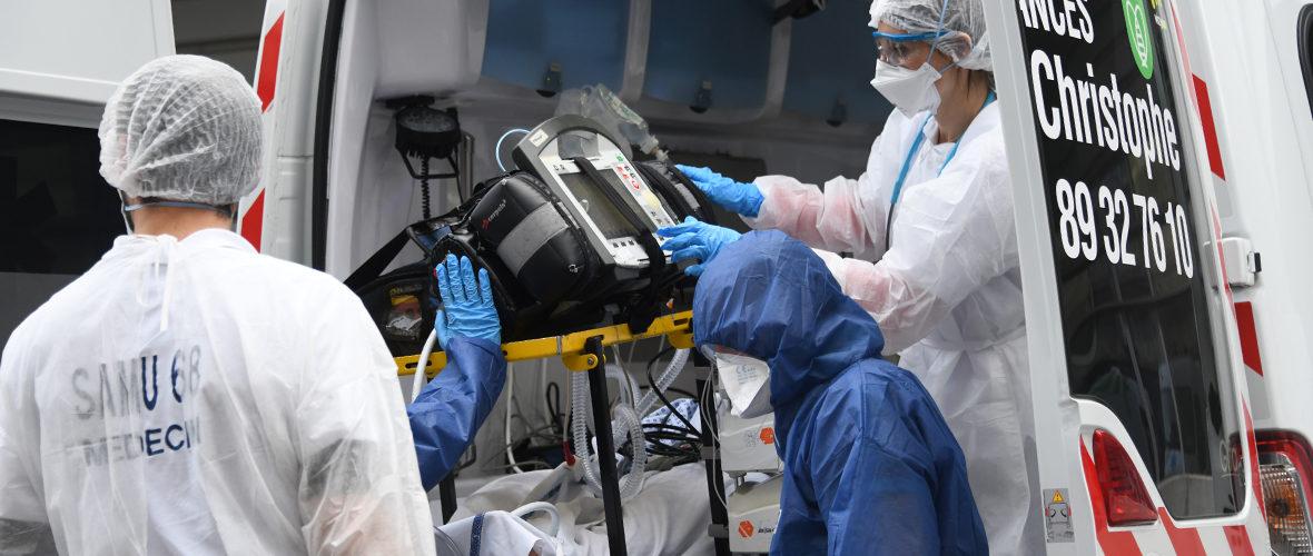 Hôpital : «L'épidémie est toujours présente et génère de nouveaux patients» | M+ Mulhouse