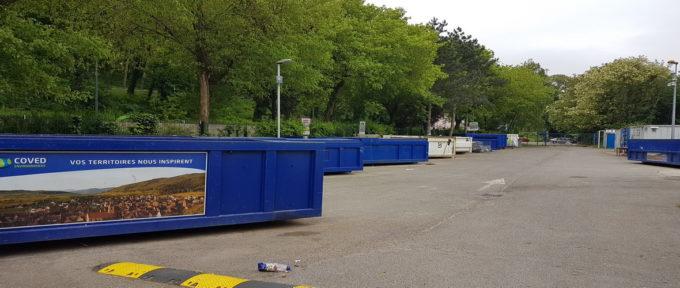 Déchetteries : ouverture le lundi 11 mai avec les déchets verts