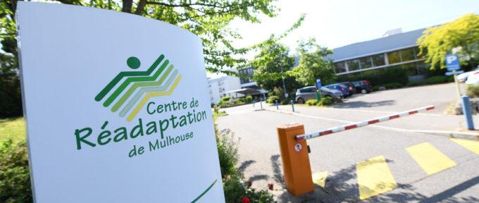 Le Centre de réadaptation de Mulhouse également mobilisé face au Covid-19