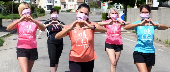 Covid-19 : la course-marche Les Mulhousiennes entre prudence et originalité !