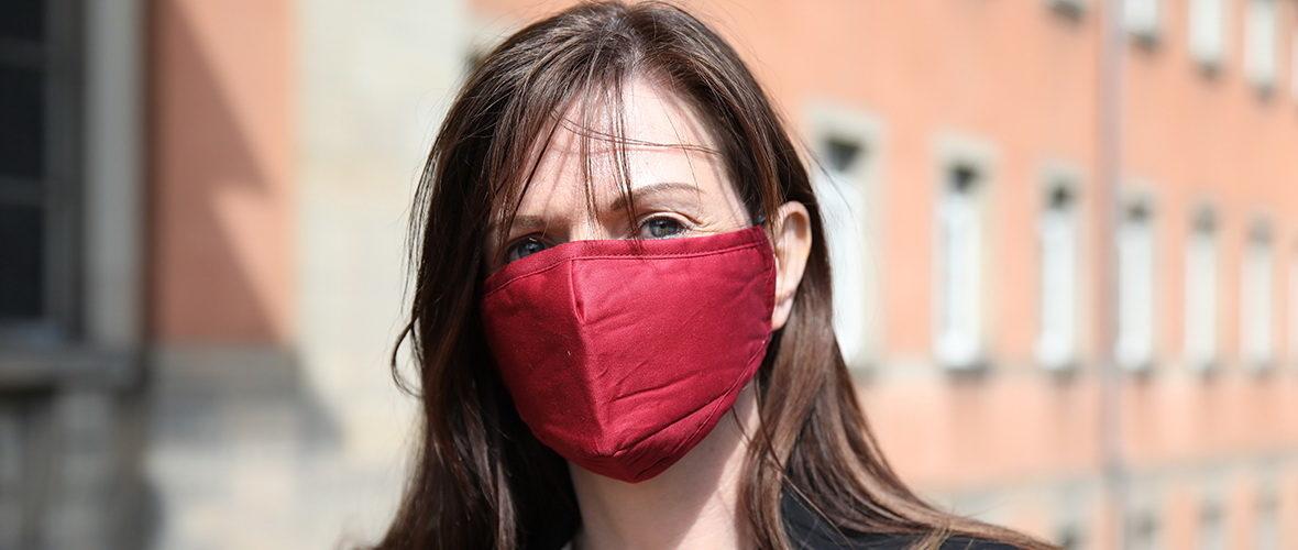 Covid-19 : distribution des masques aux Mulhousiens, les samedi 16 et dimanche 17 mai | M+ Mulhouse