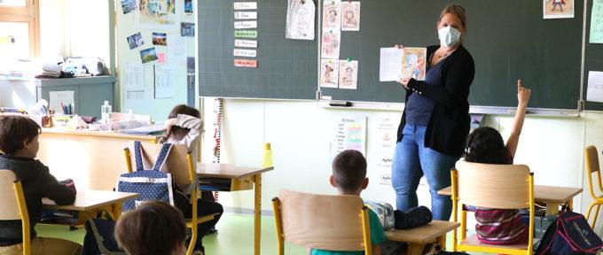 Ecoles mulhousiennes : une reprise progressive, avant les « vacances estivales apprenantes »