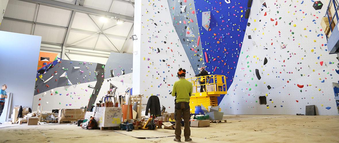 Covid-19 : le Climbing Mulhouse Center ne lâche pas prise | M+ Mulhouse