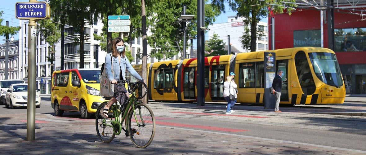 Transports : le vélo se déconfine | M+ Mulhouse