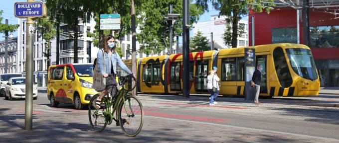 Transports : le vélo se déconfine