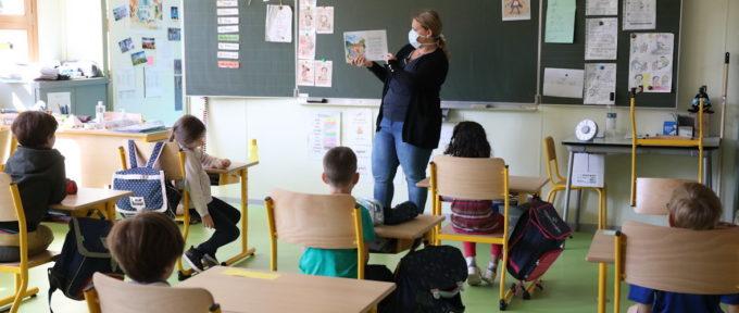 Réouverture de la quasi-totalité des écoles mulhousiennes, à partir du 15 juin