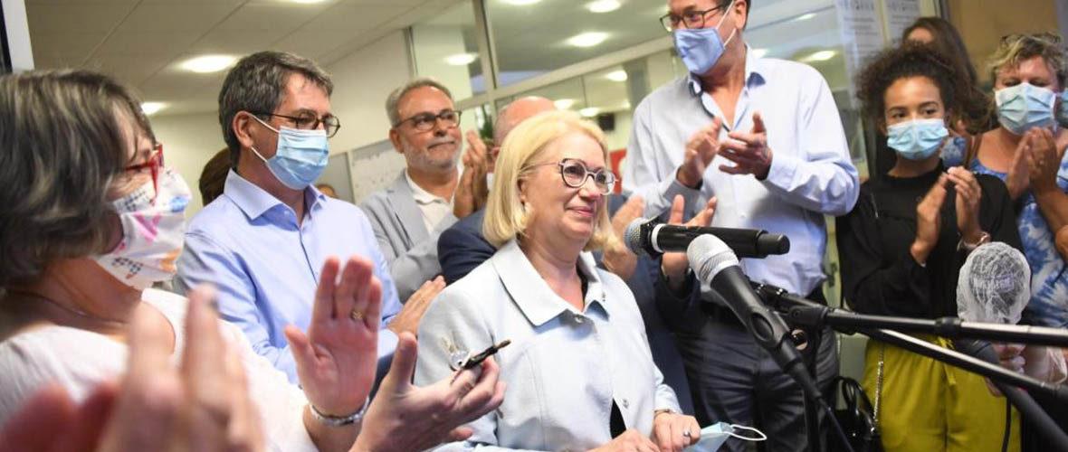 Michèle Lutz: «La victoire de tous les Mulhousiens! » | M+ Mulhouse
