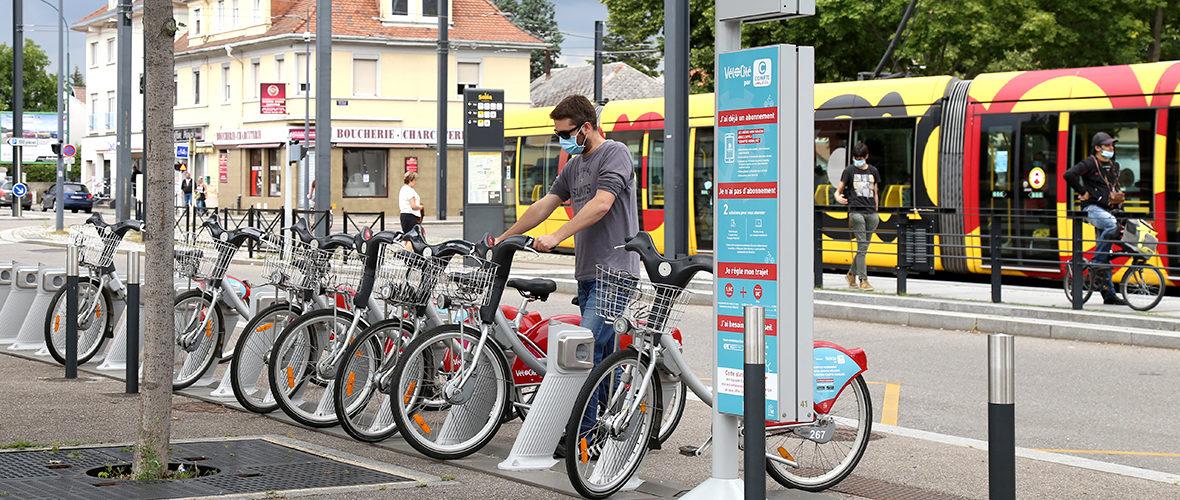 Déconfinement: Vélocité remonte la pente | M+ Mulhouse