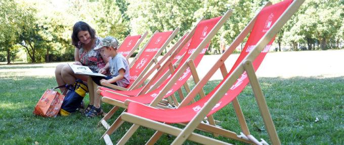 L'été très animé des bibliothèques de Mulhouse